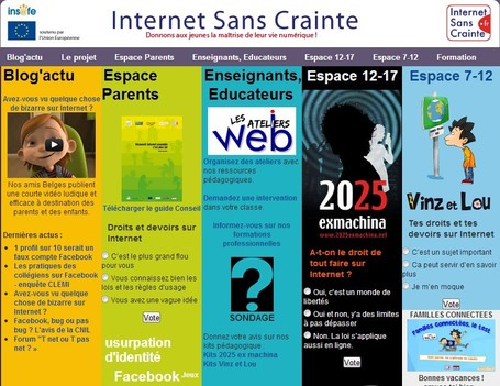 Internet Sans Crainte | ENT | Scoop.it