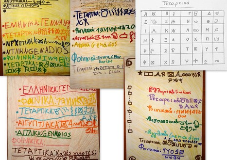 Δραστηριότητα για τη γραφή! | Γεννάδειος Σχολή-Δ' Τάξη    2013-2014 | Scoop.it