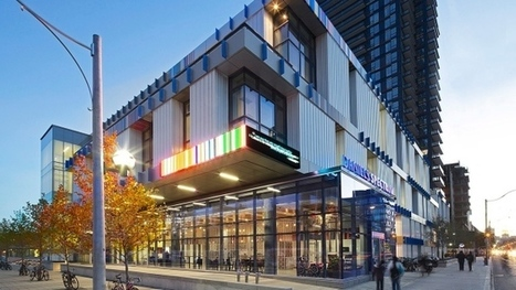 Cultural centre in Toronto's Regent Park wins architecture award   TorontoBuzz   Scoop.it