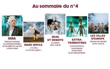 Au sommaire de We Demain 4 | LE VIVIER | Scoop.it