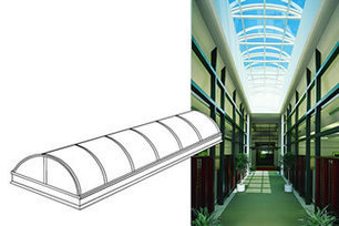 Continuous Vaulted Systems | Commercial Plastic Glazed Skylights | PERSONAL STUFF | Scoop.it