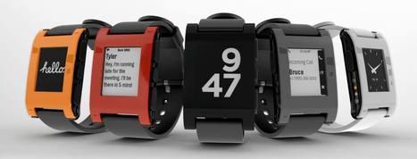 Pebble will open an app store for its smartwatch in early 2014 | Daily Magazine | Scoop.it