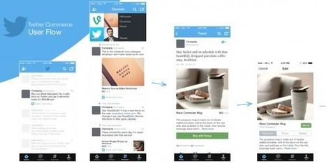 Twitter s'apprête-t-il à se lancer dans le e-commerce ? | Webmarketing, Stratégie Internet et Réseaux sociaux | Scoop.it