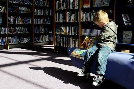 Cómo elegir obras de ficción para bibliotecas escolares | MasSaber | Bibliotequesescolars | Scoop.it