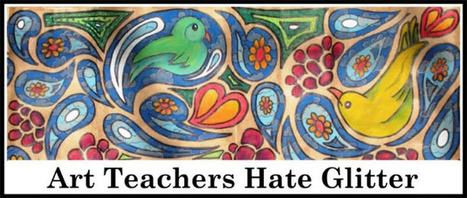 Art Teachers Hate Glitter: 20 Things An Elementary Art Teacher Will Never Tell You | Art & Integrated Curriculum | Scoop.it