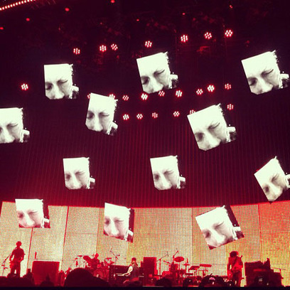 Radiohead debut two tracks in Miami to kick off their 2012 world tour | Everything Radiohead | Scoop.it
