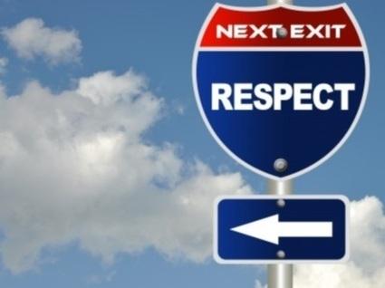 Gagnez le respect des autres en 10 conseils | Confiance en soi | mes tactiques en français | Scoop.it