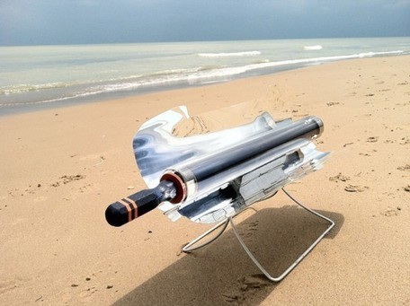 GoSun Solar Cooker Heats up to a Sizzling 550° F in Minutes   Sustain Our Earth   Scoop.it