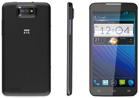 ZTE Grand Memo : quel processeur Qualcomm pour ce concurrent du Samsung Galaxy Note 2 ? | Richard Dubois - Mobile Addict | Scoop.it