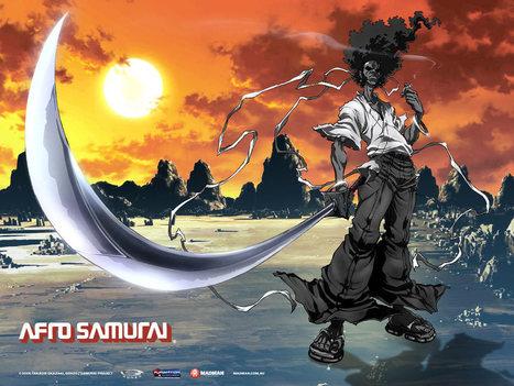 Le développement de Afro Samuraï 2 confirmé sur PS4 | Actu PS4 | Scoop.it