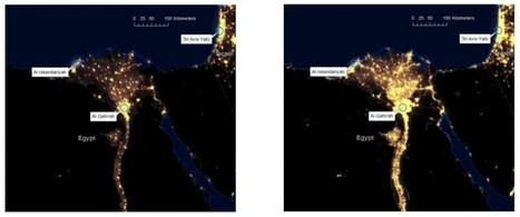Astounding satellite images show China and Egypt's rapid growth | Égypt-actus | Scoop.it