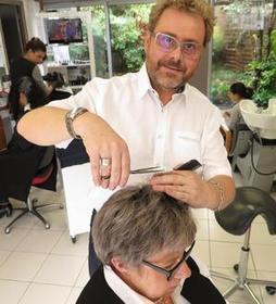 Éric Bouniot, mon coiffeur est écolo | ChâtelleraultActu | Scoop.it
