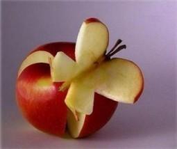 Las manzanas ayudan a controlar el colesterol y prevenir los paros cardiacos | Fer Tiburcio | Scoop.it