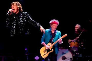 Rolling Stones rock Brooklyn at anniversary gig - 14 News WFIE Evansville | cover bands | Scoop.it