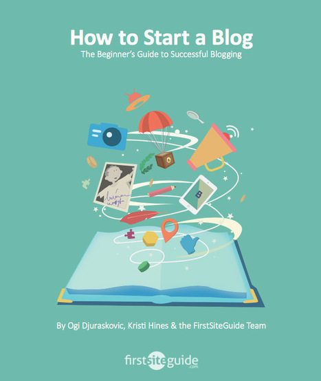 12 Free Ebooks to Teach You Blogging and Content Marketing | Social Media Useful Info | Scoop.it