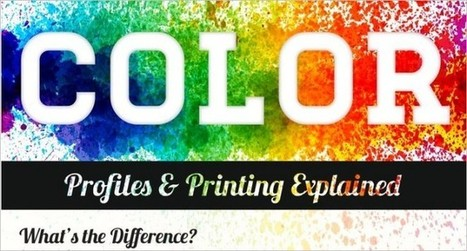 RGB, CMYK and PMS Colors Explained | Printing Related Content | Scoop.it