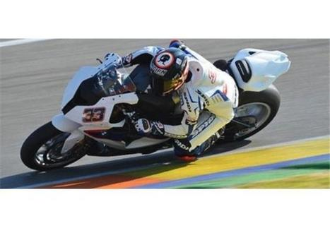 BMW test in Valencia | MotoGP World | Scoop.it