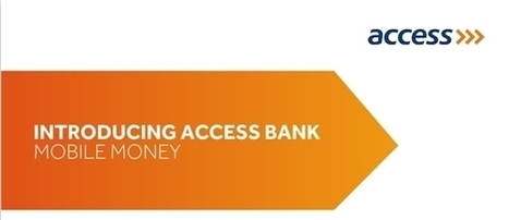 Access Bank Mobile Money | Mobile Technology | Scoop.it