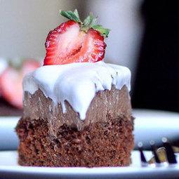 5 Surprising Vegan Desserts: Flash | baking | Scoop.it