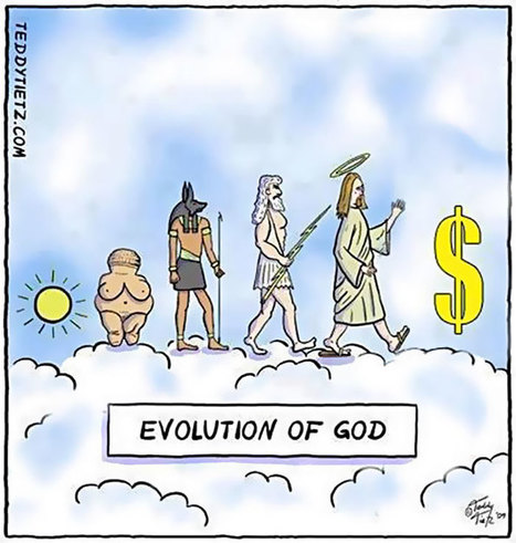 15+ Satirical Evolution Cartoons To Celebrate Darwin Day | IELTS, ESP, EAP and CALL | Scoop.it