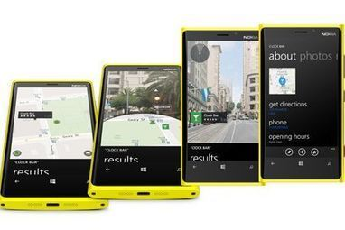Augmented Reality in Nokia's Here Maps - Telegraaf.nl   Augmented reality   Scoop.it