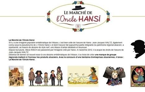 Alsace:  Les Japonais font de l'œil à l'Oncle Hansi | Le site www.clicalsace.com | Scoop.it