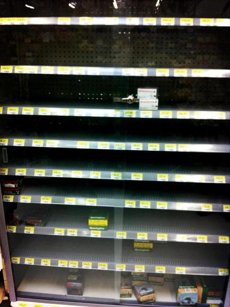 Twitter / TheAngryPrepper: The Ammo shortage is real. ...   2013 Ammo Shortage   Scoop.it