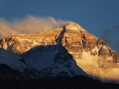 Kilian Jornet à l'Everest par la face nord | Neige et Granite | Scoop.it