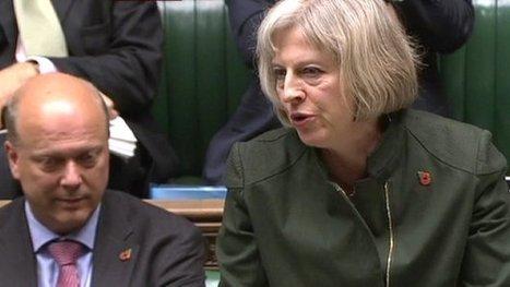 MPs back EU justice powers after row   A level Politics (AQA) Unit 2   Scoop.it