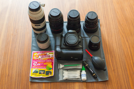 How to Clean Your Photography Gear and Keep it in Good Shape - Digital Photography School | Photography Stuff For You | Scoop.it