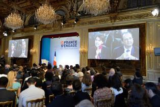 Premier anniversaire de « La France s'engage » : bilan et perspectives   Solutions Human Capital   Scoop.it