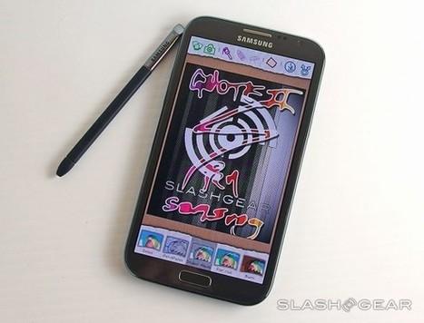 6.3-inch Samsung Galaxy Note 3 tipped for 2013 - SlashGear | Nerd Vittles Daily Dump | Scoop.it
