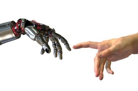 Extraordinary Artificial Skin Can Transmit Sense Of Touch To Brain Cells | Education Technology | Scoop.it