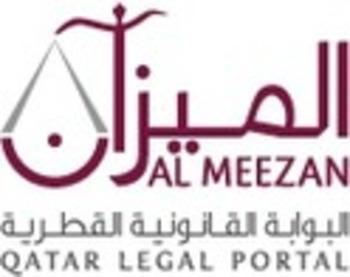 (AR) (EN) - Qatari Legal Portal | Al Meezan | Glossarissimo! | Scoop.it