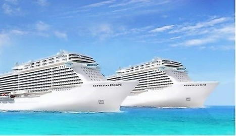 Cruise lines can do more to reduce environmental footprint, new report says | Sustain Our Earth | Scoop.it