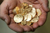 U.S. Mint Runs Out of Smallest American Eagle Gold Coin | EconMatters | Scoop.it