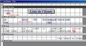 État Microsoft Access   Création   Utilisation   types   mise-en-page   Cours Informatique   Scoop.it