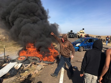 Dakota Access oil pipeline protesters cleared from camp, sheriff says; more than 140 arrested   Coastal Restoration   Scoop.it