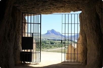 Málaga prehistórica: el dolmen de Menga   Afán por saber   Afán por saber   Scoop.it