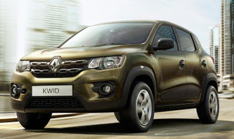 Viral Topics Of The Day: Renault Kwid: A Real Run for Money to the Small Cars in India   Online games   Scoop.it