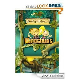Amazon.com: World of Dinosaurs. Education, entertainment and fun for kids. (Would you believe...? Or not?) eBook: Potrus Publishing: Kindle Store | Smart Media | Scoop.it