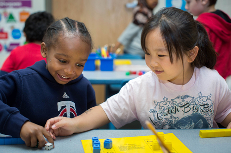 8 ways to get your kid ready for kindergarten (it's not what you think) - Washington Post | Emergent Curriculum | Scoop.it