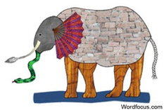 Embracing the elephant | Communicating Complexity | Scoop.it