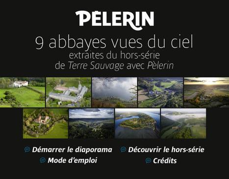 9 abbayes vues du ciel | Revue de Web par ClC | Scoop.it