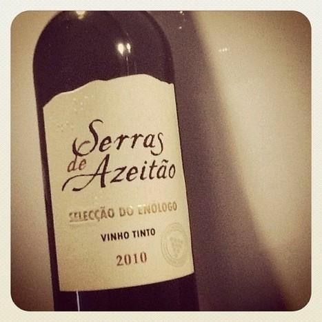 Serras de Azeitão Sellecao do Enólogo 2010 #vinhodanoite | #vinhodanoite | Scoop.it