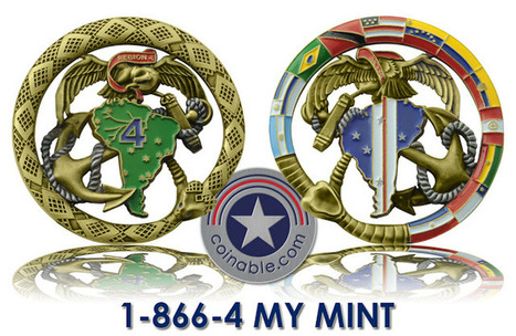 Custom Coins by coinable | Custom Challenge Coins | Scoop.it