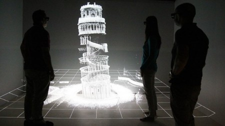 Tower of Pisa 3D-scanned in 20 mins with spring-mounted Zebedee | Matmi Staff finds... | Scoop.it