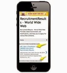 Recruitment - World Wide Web | Recruitment Results | Scoop.it