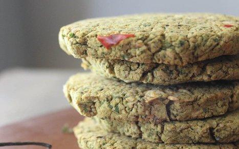 Easy Spicy Falafel Patties [Vegan, Gluten-Free] | Vegan Food | Scoop.it