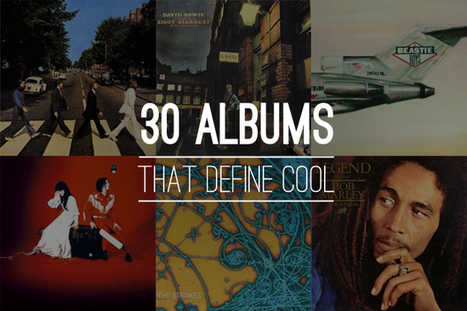 30 Albums That Define Cool | Interesting Reading | Scoop.it